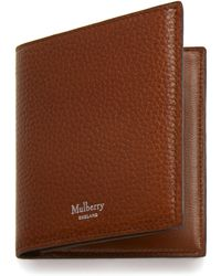 Mulberry - Trifold Wallet - Lyst