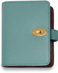 Mulberry - Postman's Lock Notebook Cover - Lyst