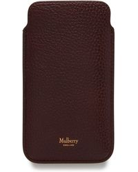Mulberry - Iphone 6/7 Cover & Card Slip - Lyst