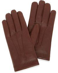 Mulberry - Men's Soft Nappa Gloves - Lyst