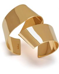 Mulberry - Ribbon Large Cuff - Lyst
