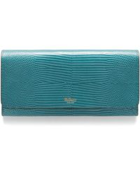 Mulberry - Continental Wallet - Lyst