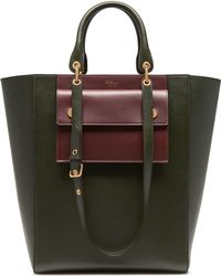 Mulberry - Maple Leather Tote - Lyst