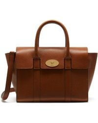 Mulberry - Small 'bayswater' Tote - Lyst