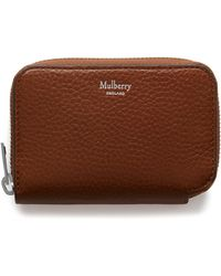 Mulberry - Multicard Zip Around Purse - Lyst