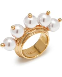 Mulberry | Pearl Ring | Lyst