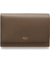 Mulberry - Medium Continental French Purse - Lyst