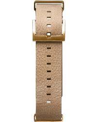 MVMT - Voyager - 21mm Sandstone Leather - Lyst