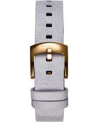 MVMT - Bloom - 16mm Grey Leather - Lyst