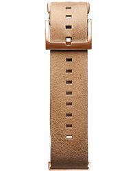 MVMT - Voyager - 21mm Caramel Leather - Lyst