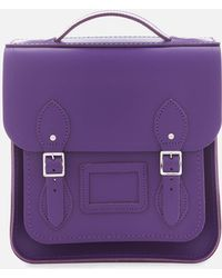 Cambridge Satchel Company - Small Portrait Backpack - Lyst