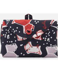 Radley - Speckle Dog Foldaway Tote Bag - Lyst