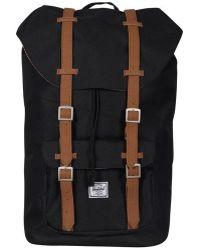 Herschel Supply Co. - Little America Backpack Black - Lyst