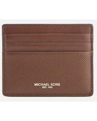 Michael Kors - Men's Harrison Tall Card Case - Lyst
