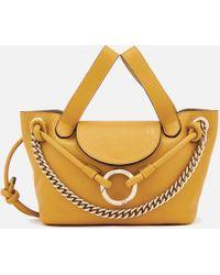 meli melo - Linked Thela Mini Tote Bag - Lyst