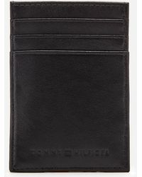 Tommy Hilfiger - Corporate Edge Card Holder - Lyst