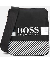BOSS - Pixel Envelope Cross Body Bag - Lyst