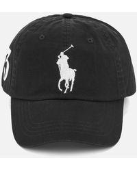 Polo Ralph Lauren - Large Logo Cap - Lyst
