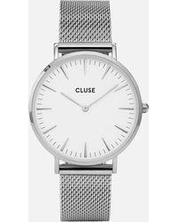 Cluse - La Bohème Mesh Watch - Lyst