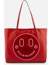 Hill & Friends - Happy Slouchy Tote Bag - Lyst