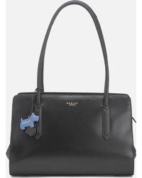 Radley - Liverpool Street Medium Ziptop Tote Bag - Lyst