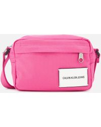 CALVIN KLEIN 205W39NYC - Sport Essential Camera Cross Body Bag - Lyst