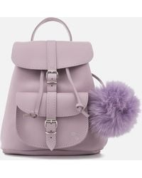 Grafea - Natalie Small Backpack - Lyst