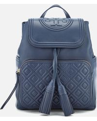 Tory Burch - Fleming Backpack - Lyst