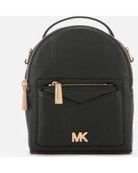 4833e4ea3bd3 MICHAEL Michael Kors - Jessa Extra Small Convertible Backpack - Lyst