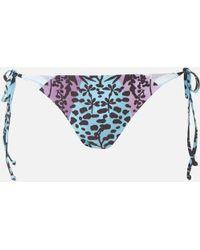 Mara Hoffman - Verbena Tie Bikini Bottoms - Lyst