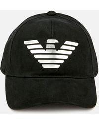 38359f6b495 Lyst - Men s Emporio Armani Hats Online Sale