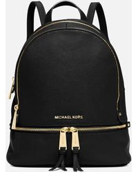 MICHAEL Michael Kors - Rhea Zip Backpack - Lyst