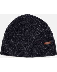 Ted Baker - Teahat Half Cardigan Rib Hat - Lyst