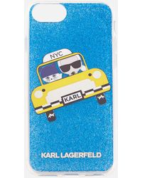Karl Lagerfeld - Nyc Taxi Phone Case - Lyst