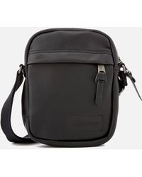 Eastpak - The One Leather Cross Body Bag - Lyst