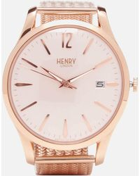 Henry London - Shoreditch Watch - Lyst