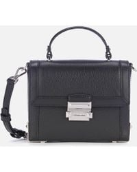 MICHAEL Michael Kors - Jayne Small Trunk Bag - Lyst