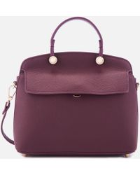 Furla - My Piper Small Top Handle Bag - Lyst
