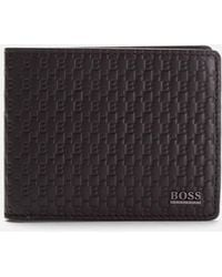 BOSS - Crosstown Wallet - Lyst