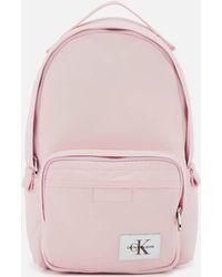 Calvin Klein - Pilot Twill Backpack - Lyst