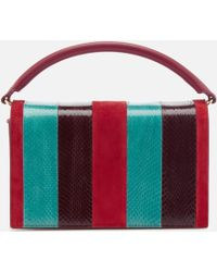 Diane von Furstenberg - Soirée Top Handle Bag - Lyst