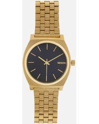 Nixon - Men's The Time Teller Watch - Lyst