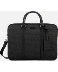 Michael Kors - Jet Set Logo Briefcase - Lyst