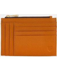 Aspinal - Women's Double Sided Zip Card Holder - Lyst