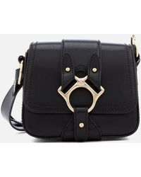 688b8a1cec08 Vivienne Westwood - Women s Folly Small Saddle Bag - Lyst