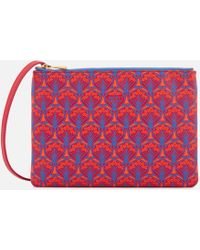 Liberty - Iphis Bay Duo Pouch - Lyst