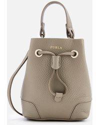 Furla - Women's Stacy Mini Drawstring Bag - Lyst