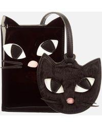Lulu Guinness - Kooky Cat Travel Set - Lyst