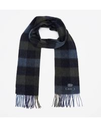 Joules - Tytherton Wool Scarf - Lyst