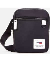 006d684f68 Tommy Hilfiger Workhorse Canvas Messenger Bag in Green for Men - Lyst